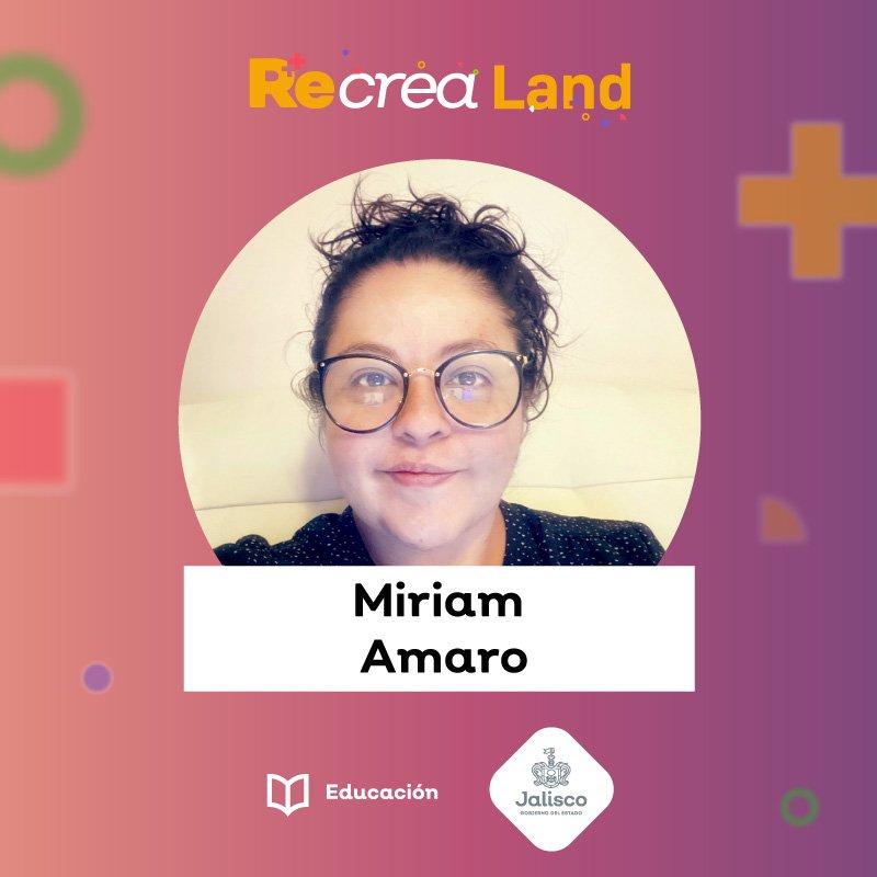 Miriam Amaro